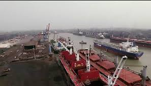 Ship Breaks Record In Port Ennore ; Longest Break
