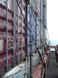 What is Container Lashing